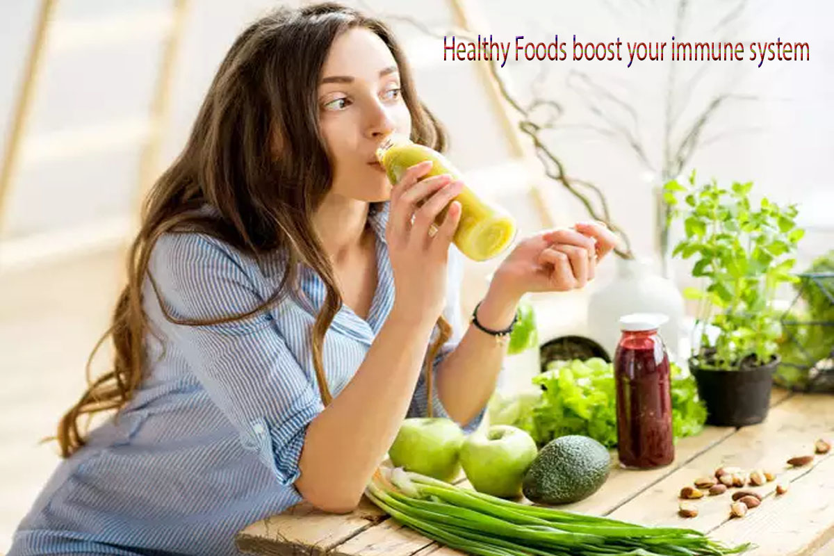 Healthy-foods-boost-your immune-system